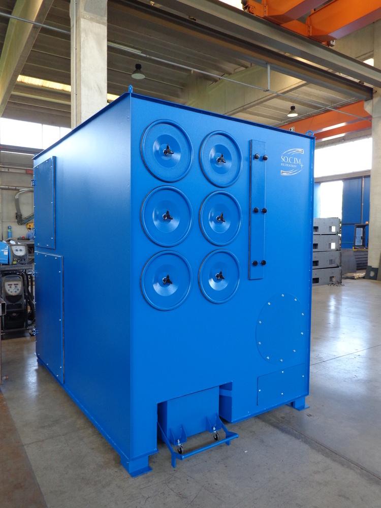 Impianti di filtrazione taglio termico - 3